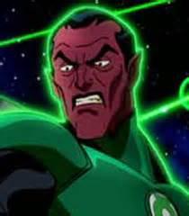 voice of sinestro green lantern emerald knights