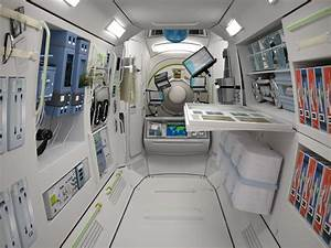 Syfy Space Station Interior (page 3) - Pics about space