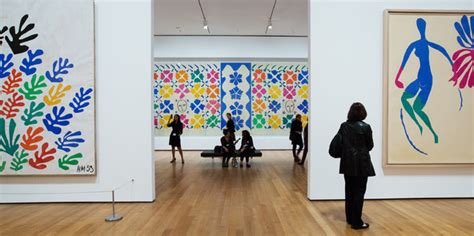 Moma Cuts Out Closing Hours For Last Look At Matisse Show