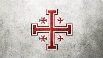 Cross Jerusalem Background Religious Wallpapers Crusader Backgrounds