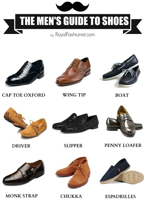 The Shoes Every Man Should Own Complete Your Wardrobe