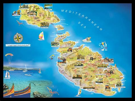 | malta packs glorious variety into its small archipelago. Where is Malta? This Infographic has the answer. | Holiday ...
