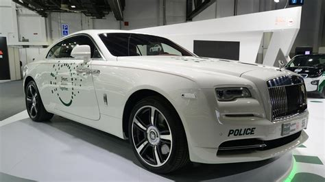 dubai police adds five new luxury patrol cars to fleet the national