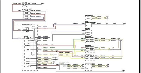 land rover  electrical wiring diagram heavy