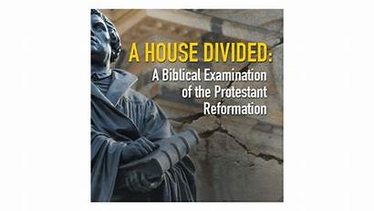 Divided Biblical Reformation Tim Gray Examiniation Friends