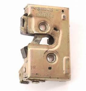 Rh Rear Door Latch Actuator 95-97 Vw Passat B4