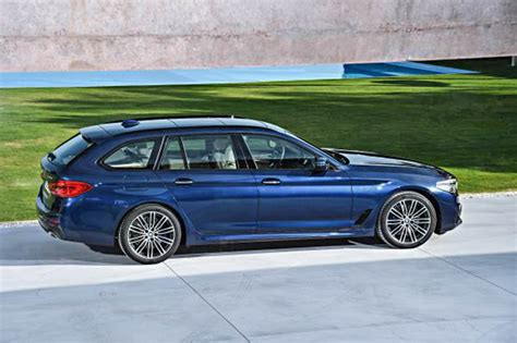 5 Series Touring Image by G31 Bmw 5 Series Touring Unveiled 1 700 Litre Boot Paul
