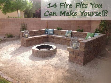 Fire Pits You Can Make Yourself-home And Gardening Ideas