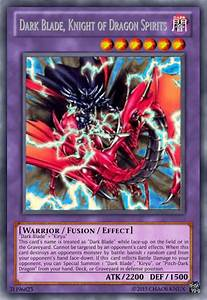 Dark Blade, Knight of Dragon Spirits - Advanced Card ...