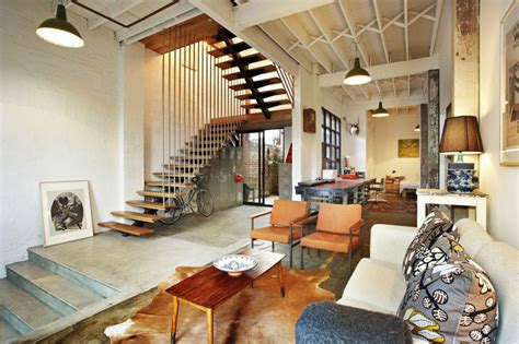warehouse converted to house amazing warehouse apartments conversion in melbourne 171 twistedsifter