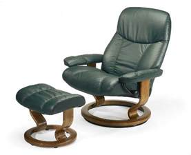 stressless by ekornes stressless recliners consul large reclining chair and ottoman hudson s