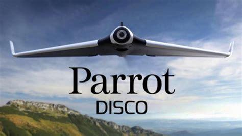 parrot disco drone review unprecedented flight experience