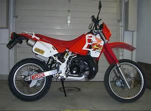 Honda 125 Crm : honda honda crm125r moto zombdrive com ~ Melissatoandfro.com Idées de Décoration