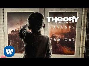 Theory of a Deadman - The One (Audio) - YouTube