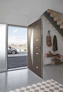 Porte Entrée Aluminium Rénovation : portes entree aluminium ~ Premium-room.com Idées de Décoration