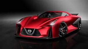 Nissan Concept 2020 Vision Gran Turismo Wallpaper HD Car