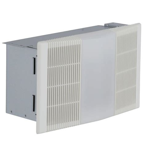 Top Ductless Bathroom Fan With Light by Nutone 70 Cfm Bathroom Ceiling Air Exhaust Fan Light 1300