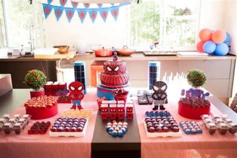 Kara's Party Ideas Spiderman Party With Such Cute Ideas