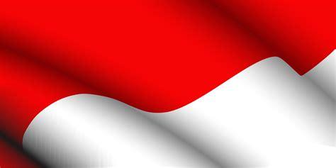 trend terbaru banner background merah putih png
