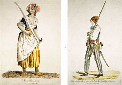 Revolution French Sans Culotte During 1790 1810