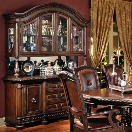Silver China Cabinet by Steve Silver Antoinette China Cabinet Walmart