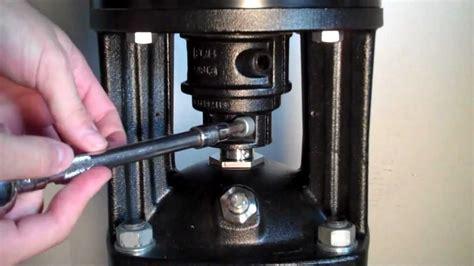 grundfos medium cr repair  real time youtube