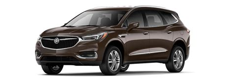 Brown Buick Enclave by Buick All Wheel Drive Models For 2018