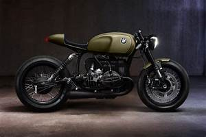 German Firm Creates Mouth Watering BMW Cafe Racer