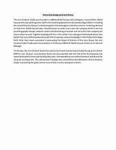 what is a theoretical background in a research paper