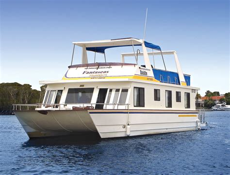 House Boats Gold Coast by Fantaseas Houseboat Holidays Gold Coast Queensland