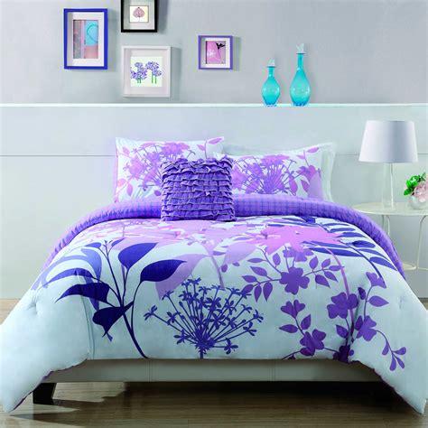 Light Blue And Purple Bedding Wwwimgkidcom The Image