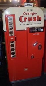 Machine A Orange Pressée : orange crush and memories of the past retro soda machine blast from the past soda soda ~ Melissatoandfro.com Idées de Décoration