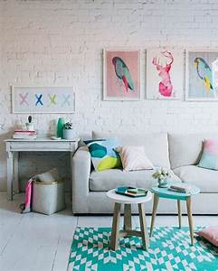 Wandfarben Mischen Tabelle : farbgestaltung im wohnzimmer wandfarben ausw hlen und ~ Watch28wear.com Haus und Dekorationen