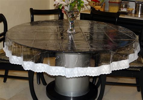 dining room table protector clear clear plastic dining room table covers alasweaspire full