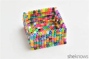 4 fun crafts to make from Perler beads