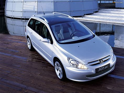 Download 2001 Peugeot 307 Sw Concept Oumma Citycom
