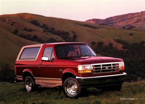 official  ford bronco  coming