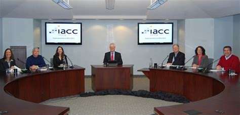 iacc releases  educational   meeting