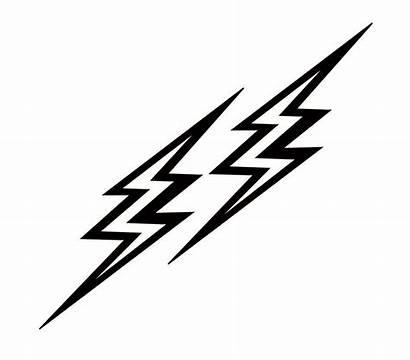 Clipart Lightning Bolt Clip Lighting Bolts Vector