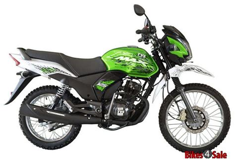 Review Tvs Max 125 by Tvs Max 125 Semi Price Specs Mileage Colours Photos