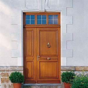 leul menuiseries references bois With accessoire porte d entree