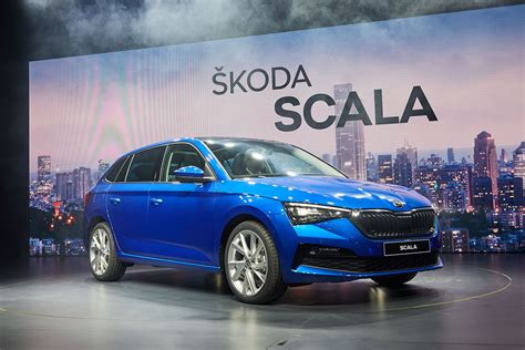 skoda scala review  parkers