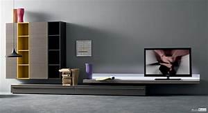 Meuble Tv Suspendu But : meubles richard ~ Teatrodelosmanantiales.com Idées de Décoration