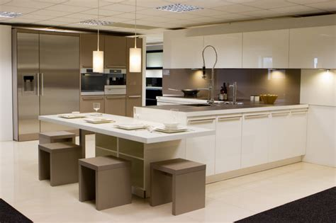 bathrooms decorating ideas nolte showroom display contemporary kitchen south