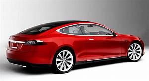 Tesla Model S Coupe