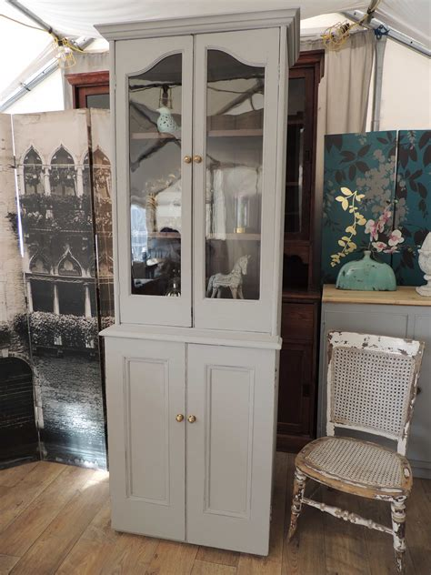 Bookcase With Cupboard Base by Shabby Chic Antique Bookcase With Cupboard Base