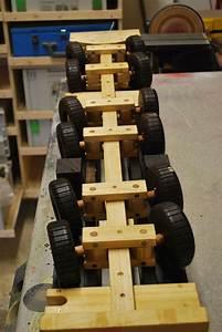 Autogru In Legno  Come Realizzare Un Modellino Imponente