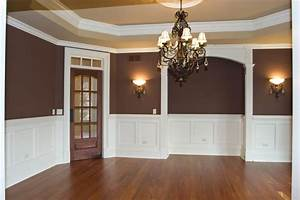 two tone bedroom paint schemes painting contractor With interior painting ideas for dining room