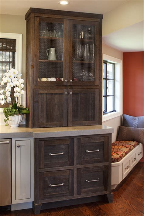 drawers for cabinets kitchen portola valley residence 6956