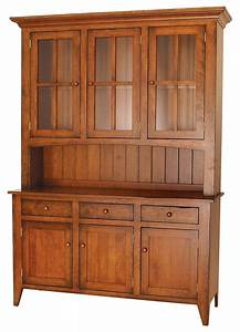 Amish Shaker Hutch - WoodWorking Projects & Plans